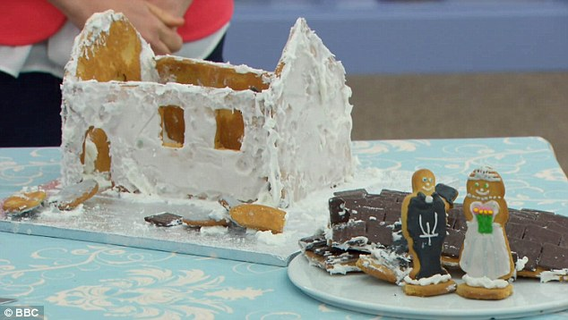Bake-off disaster